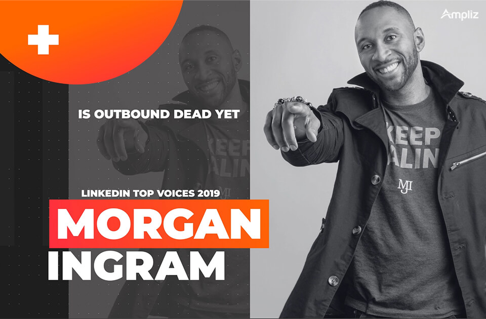"Morgan Ingram on ""is outbound dead yet?"""