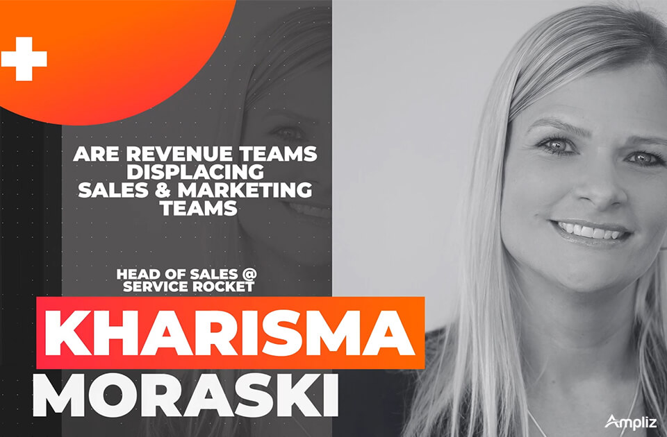 All about revenue teams - Kharisma