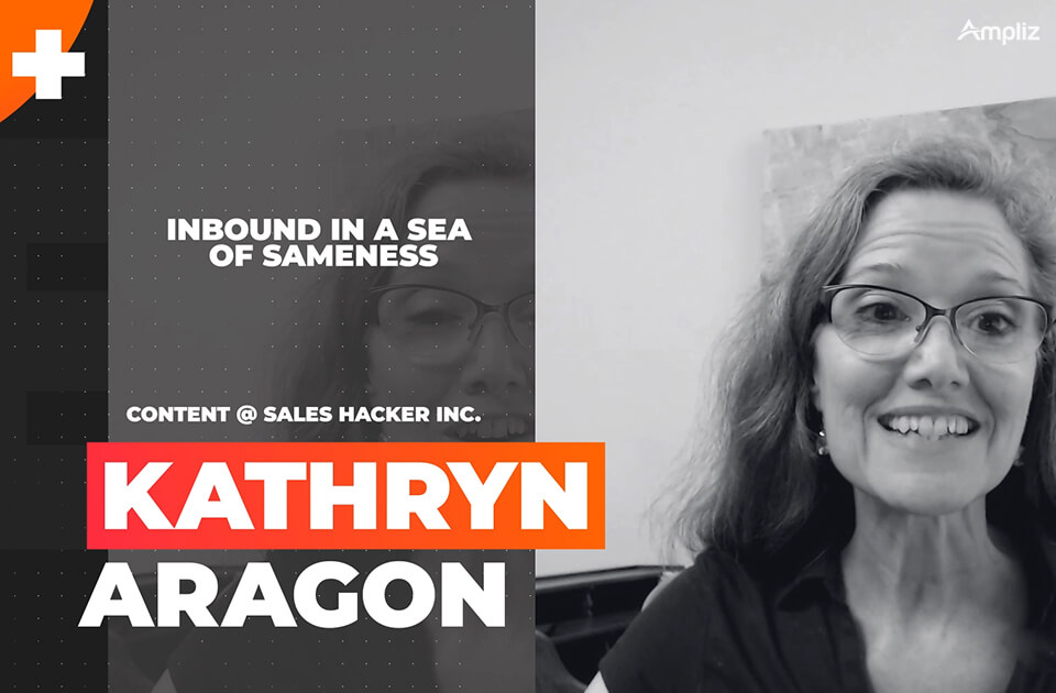 Kathryn Aragon - Sales Hacker